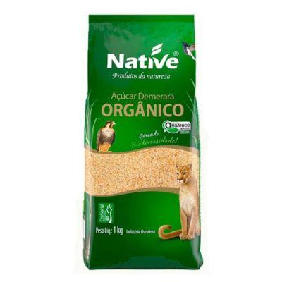 Azúcar Rubia Orgánica Native