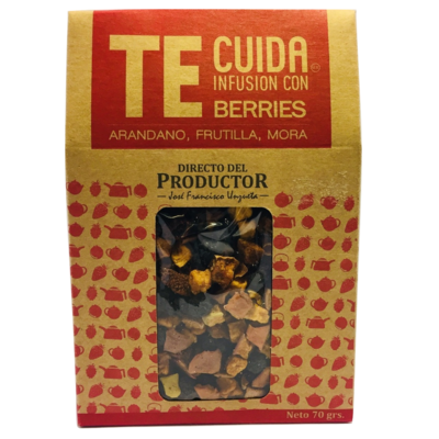 Infusión Frutal Berries Te Cuida