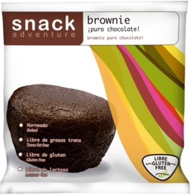 Brownie Snack Adventure