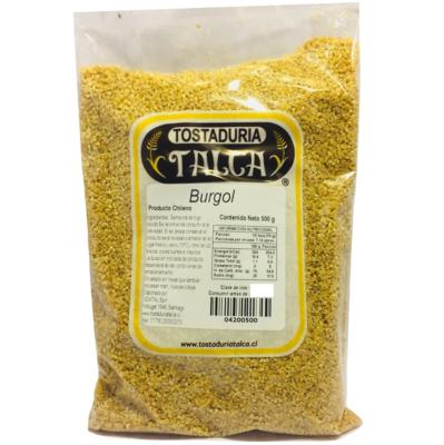 Burgol Tostaduría Talca