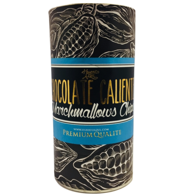 Chocolate Caliente Marchmallows Chips Huerto Azul
