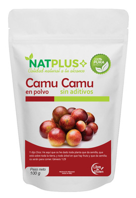 Camu Camu en Polvo Natplus