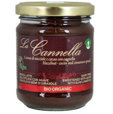 Pasta de Cacao, Canela y Avellanas, Probios