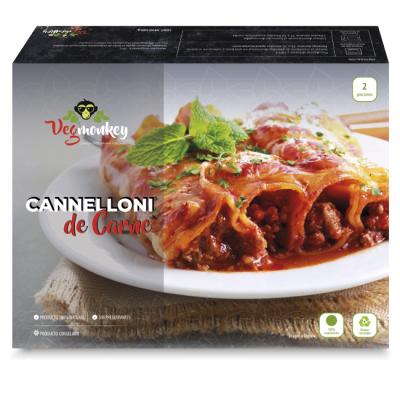 Cannelloni Vegetariano 475 gr. Vegmonkey