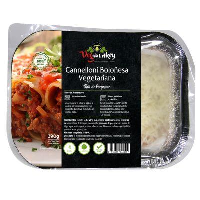 Cannelloni Vegetariano 290 gr. Vegmonkey