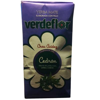 Yerba Mate Cedrón Verdeflor