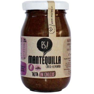 Mantequilla de Choco-Almendra Es!