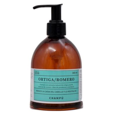 Shampoo Ortiga Romero Del Alba