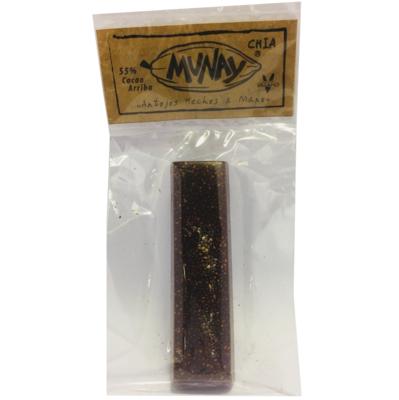 Barra 55% Cacao Chia Munay