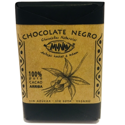 Chocolate 100% Cacao Munay