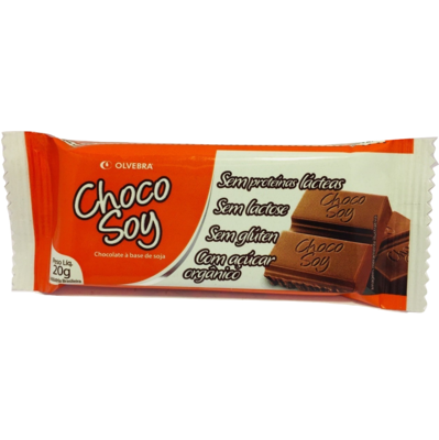 Chocolate Tradicional ChocoSoy