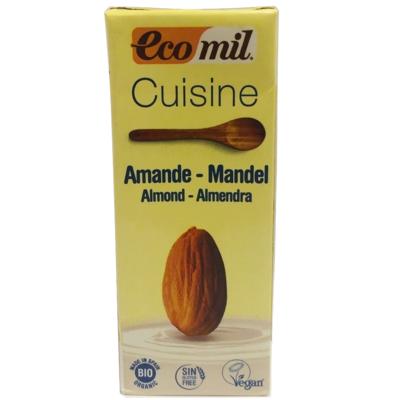 Crema de Almendras Ecomil
