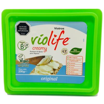 Queso Vegano Creamy Original Violife