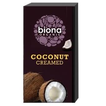 Crema de Coco orgánica Biona