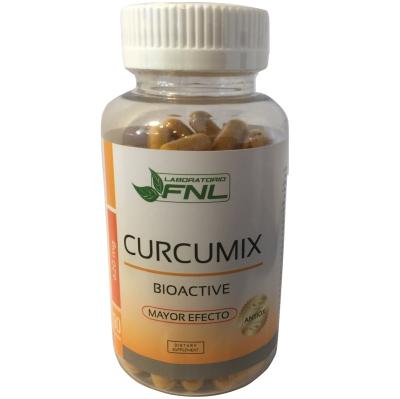 Curcumix Cápsulas FNL