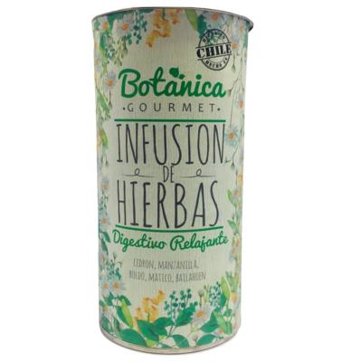 Infusión de Hierbas Digestivo Relajante Botánica