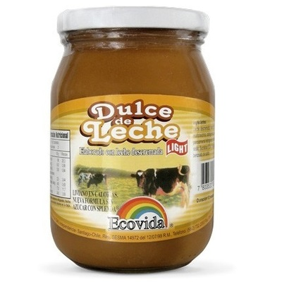 Dulce de Leche Diet Ecovida