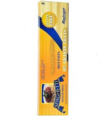 Pasta de Arroz Spaghetti Blue Dragon