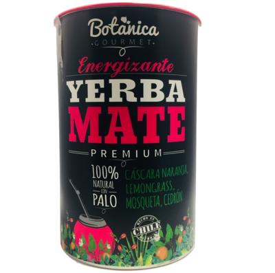 Yerba Mate Energizante Botánica