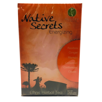 Infusión Native Secrets Ancestra