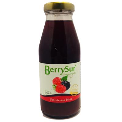 Jugo Frambuesa Mora Berrysur