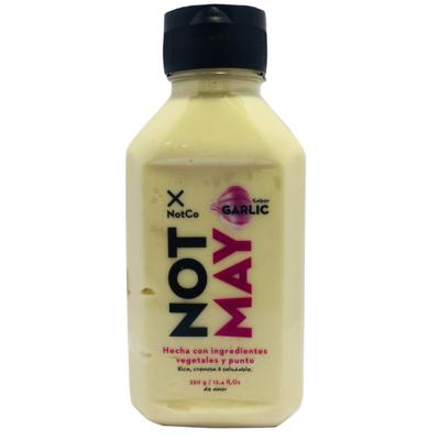Mayonesa Vegana Garlic Not Mayo