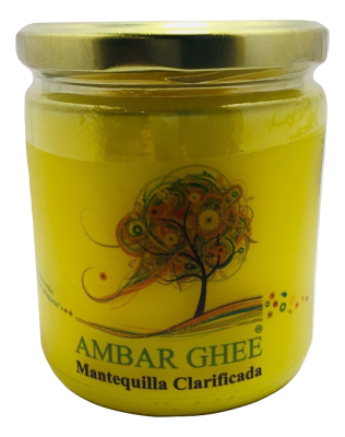 Mantequilla Clarificada Ambar Ghee 450 Ml Natural
