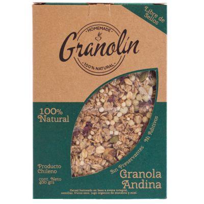 Granola Andina Granolín