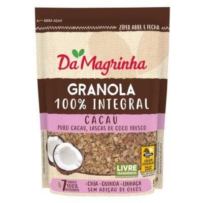 Granola Cacao y Coco Da Magrinha