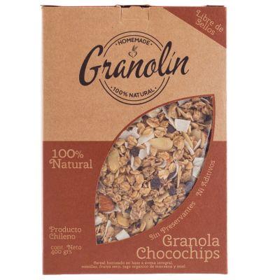 Granola Chocochips Granolín