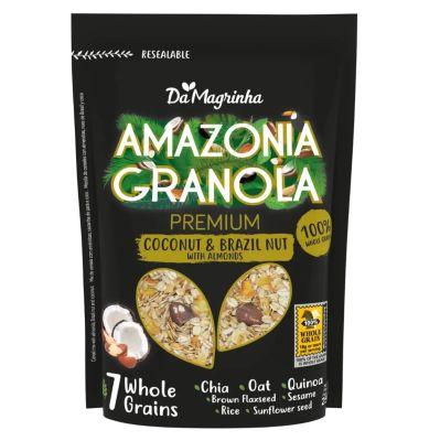 Granola Coco Nuez Da Magrinha
