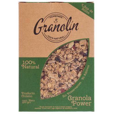 Granola Power Granolín