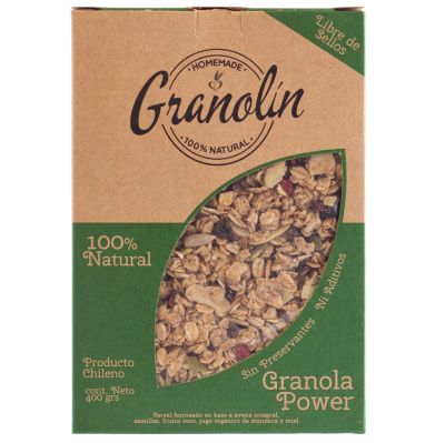 Granola Power Granolín