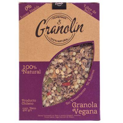 Granola Vegana Granolín
