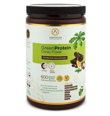 Green Protein Cacao Power Aquasolar