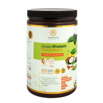 Proteina Green Protein Tropical Balance Aquasolar
