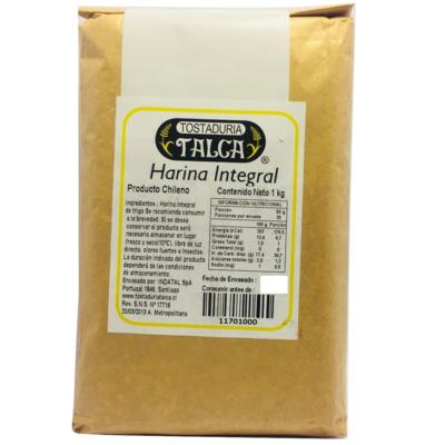 Harina Integral Tostaduría Talca