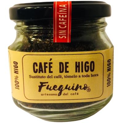 Café Sucedáneo de Higo Frasco Doble Valle