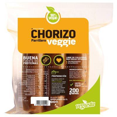Choripan Vegano Vegusta