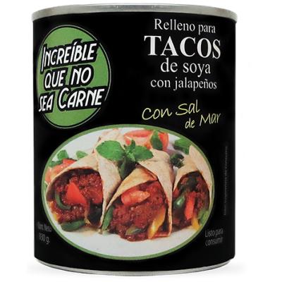 Relleno para Tacos de Soya SoyChef