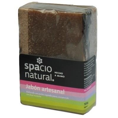 Jabón Artesanal Chocolate Spacio Natural