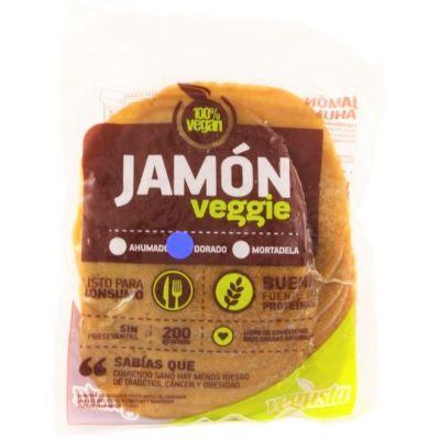 Jamón Vegano Dorado Vegusta