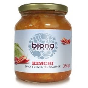 Kimchi Orgánico Biona