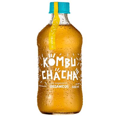 Kombucha Té Verde, Kombuchacha