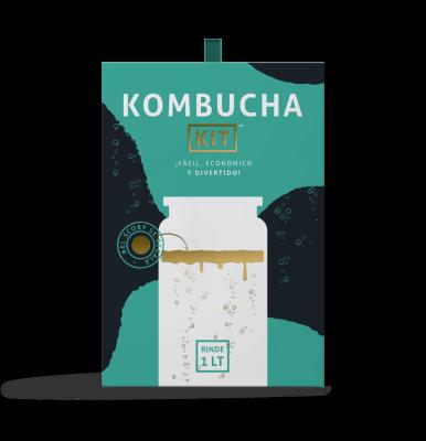 Kombucha Kit 1 Lt.