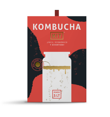 Kombucha Kit 5 Lt.