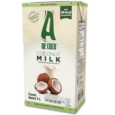 Bebida de Coco A de Coco