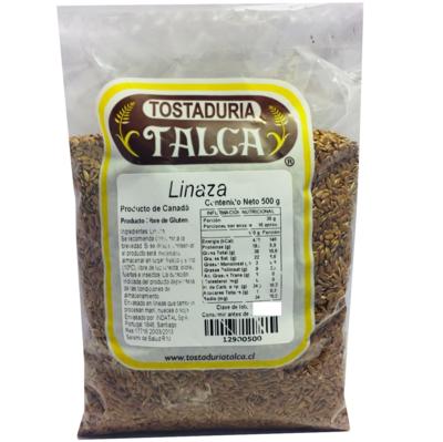 Linaza 500 Gr. Tostaduría Talca