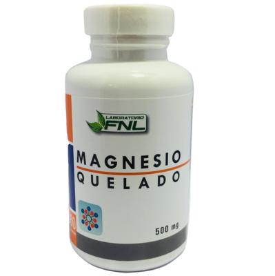 Magnesio Quelado en Cápsulas FNL