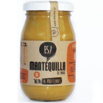 Mantequilla de Maní 250 Gr. Es!